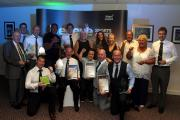 Sporting excellence recognised at awards