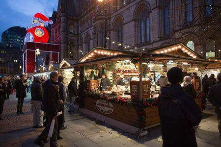 UPDATE: Christmas Markets evacuated after report of suspicious package